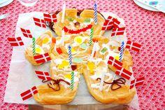 Opskrift på kagemand af vandbakkelse, der er perfekt til børnefødselsdagen. Kagemanden er til 6-8 personer, og meget nem at bage selv. Kagemand af vandbakkelse er en nem kagemand, der heller ikke e…