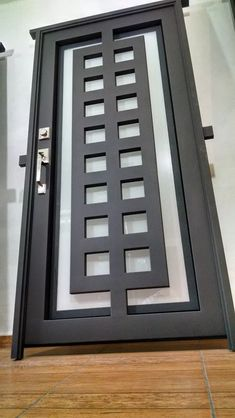 all type door design Door Grill, Window Grill, Door Gate Design, Front Door Design, Metal Gates, Iron Gates, Modern Front Door, Grill Design, Iron Furniture