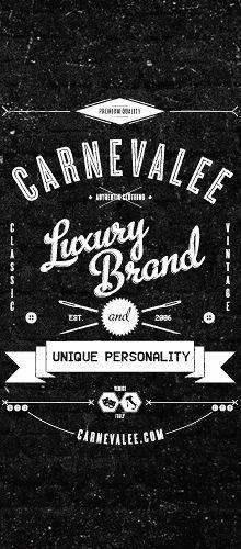 Carnevalee #design #logo