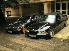 BMW E36 CABRIO looks awesome