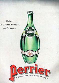 Publicité Advertising 1972 Eau Minérale Vittel Jade White Objets Publicitaires Autres