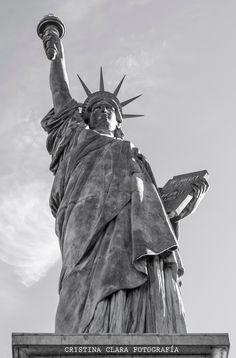 Cristina Clara Fotografía: La Estatua de la Libertad