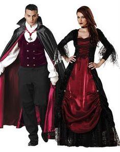 Casal de Vampiros...