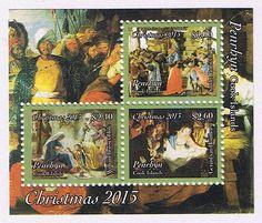 Penrhyn - Christmas 2013: Manger Nativity, Souvenir Sheet