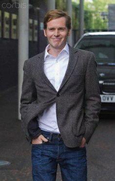 Shaun Evans.