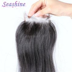 8a Cheap Brazilian Lace Human Hair Top Closure Human Hair 4*4 Cm Bleached Knots Straight Full Lace Closure Pieces Fast Shipping Cheap Silk Closures Buy Lace Closure From Seashine001, $0.15| Dhgate.Com