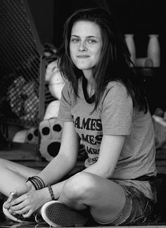 "Kristen Stewart portrays the character of Emily in the movie ""Adventureland"".."