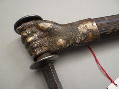 Streitkolben, deutsch um 1450 - Objekt Nr. 6055 - Jürgen H. Fricker Historische Waffen