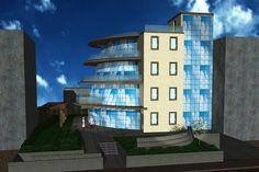 Τετραώροφο κτίριο γραφείων στη Βούλα | vasdekis