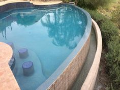 Swimming Pool Service & Repair, Phoenix, AZ Before and After Pool Remodeling Photo Gallery
