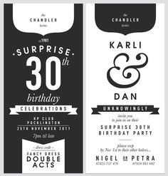 BLACK & WHITE... - Designing With Black and White: 50 Striking Examples For Your Inspiration – Design School