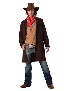 Westernheld Kostüm von maskworld.com #karneval #fasching #cowboy #held #costume