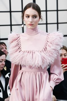 Valentino, Automne/Hiver 2018, Paris, Womenswear