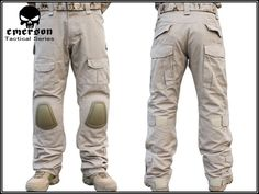 Emerson Gen2 Combat Pants with knee pads Military Army Pants TAN EM2746-in Scrub Bottoms from Novelty & Special Use on Aliexpress.com | Alibaba Group