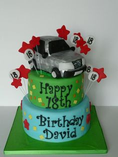 18th birthday cake Happy 8th Birthday, 18th Birthday Party, Birthday Cakes, 18 Birthday Party Decorations, Cake Makers, Elegant Cakes, Cakes For Boys, Creative Cakes, Cake Designs