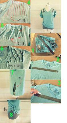 Cute DIY shirt!
