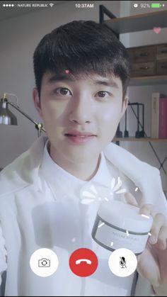 for kyungsoo — 💌 Exo Ot12, Kaisoo, Chanbaek, Kyungsoo, Two Worlds, Exo Lockscreen, Do Kyung Soo, Kpop Exo, Exo Members