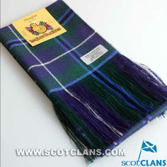 Clan Douglas Wool Ta