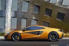 The new McLaren 570S