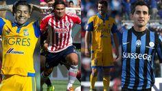 Los jugadores más caros la Liga MX (Fotos)
