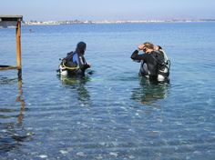 Dive Training in Kos Island