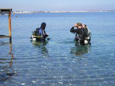 Dive Training in Kos Island