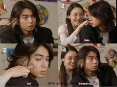 Matsumoto Jun on Gokusen.