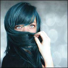 #HAIR .... EYES