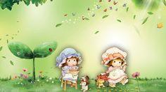 Summer Cuties - Fields Wallpaper ID 1493768 - Desktop Nexus Nature