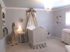 I don't think I actually want a direct theme for my future babies room...so this is really cute