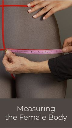 Latest Images sewing pants videos Tips Learn how to measure the female body at UniversityofFashi. Sewing Basics, Sewing Hacks, Sewing Tutorials, Sewing Tips, Dress Tutorials, Pattern Drafting Tutorials, Costura Fashion, Couture Sewing Techniques, Dress Sewing Patterns