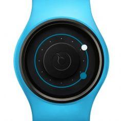 Orbit is the latest design from Hong Kong watch brand Ziiiro.