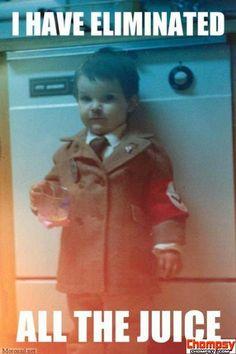little hitler costume