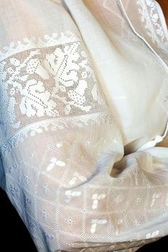 Casual Wear, Embroidery, Lace, How To Wear, Shirts, Costume, Hardanger, Casual Outfits, Casual Clothes