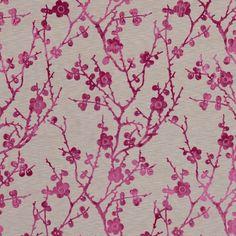 Harlequin juniper fabric