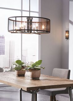 Dining room lighting ideas 3