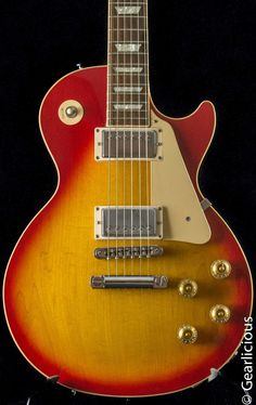 1995 Gibson Les Paul Standard - Heritage Sunburst - Good Wood! grlc1809