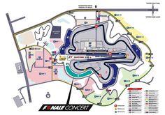 Circuit Sepang, Malaysia