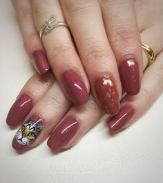 Cat nails 😺 Cat Nails, Beauty