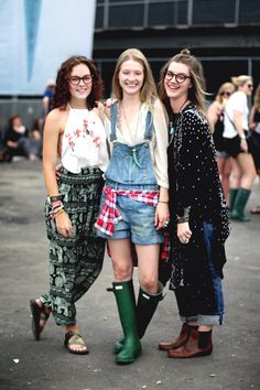 Festival Fashion at Shaky Knees 2014   Free People Blog #freepeople