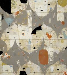 """Nicholas Wilton, """"Inside Passage"""", Mixed Media on Panel Collage Art, Collages, Abstract Expressionism, Abstract Art, Pop Art, Painting Inspiration, Painting & Drawing, Contemporary Art, Original Art"""