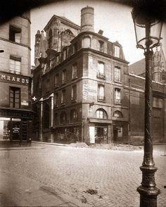 Le vieux Paris d'Eugène Atget 4