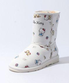 Ninamew Hellow Kitty Boots