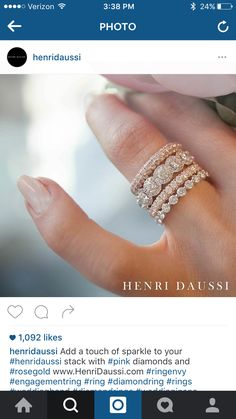 Obsessed, would love for my right hand. Maybe for my 10 year anniversary!