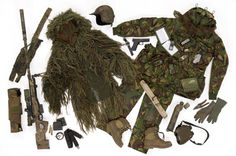 Dutch Sniper gear