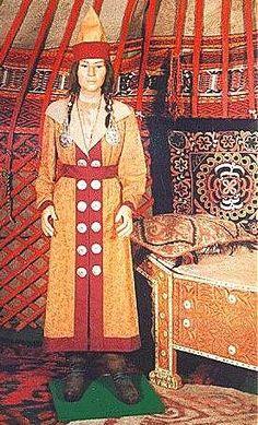 The Red Kaganate - Magyar Clothing