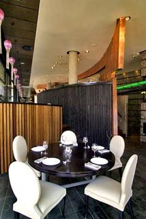 """Orient at Melrose Arch Had the yummiest dish here- """"caramel pork"""". Still dream about that :) Melrose Arch, Tasty Dishes, Caramel, Pork, Restaurant, Dining, Sticky Toffee, Kale Stir Fry, Candy"""