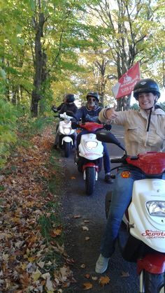 #iledorleans #electricbikes #bikes #scooters #hybridbikes #quebecregion #iledorleans #tourism #tours #fun #outdoors #bikes #quebecregion #quebecoriginal #quebeccity Quebec, Scooters, Amazing, Pictures, The Originals, Photos, Quebec City, Motor Scooters, Vespas