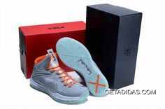 newest cf8c4 0ae28 Lebron 10 Grey Orange TopDeals, Price   87.89 - Adidas Shoes,Adidas  Nmd,Superstar,Originals