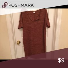 NWT red dress from old navy NWT red dress from old navy . Medium Old Navy Dresses Mini